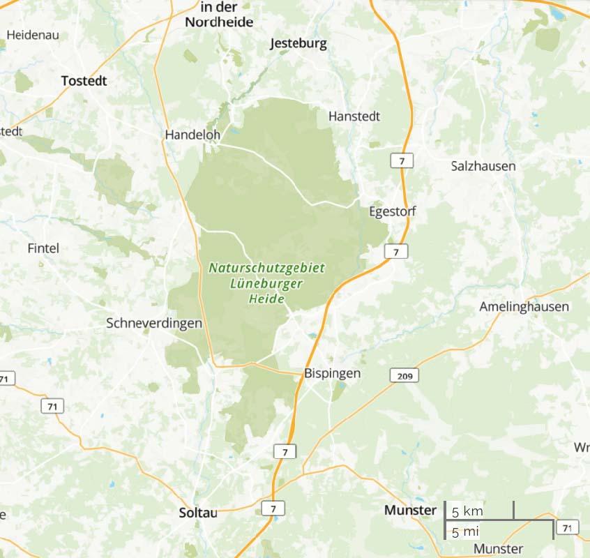 Люнебургской пустошь
